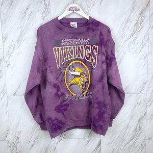 Vintage 1995 Minnesota Vikings Sweatshirt